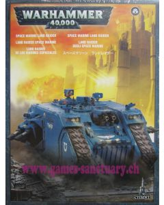 Warhammer 40000 (JdF) - Space Marines - Land Raider