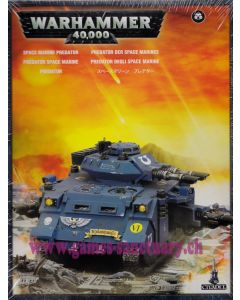 Warhammer 40000 (JdF) - Space Marines - Predator