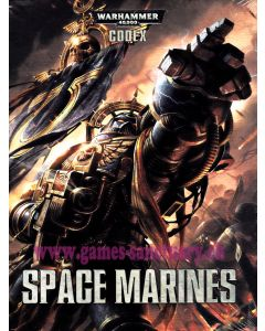 Warhammer 40000 (JdF) - Space Marines - Codex (Edition 2014)