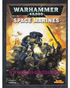 Warhammer 40000 (JdF) - Space Marines - Codex (Edition 2012)