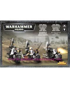 Warhammer 40000 (JdF) - Dark Angels - Escadron de Motards