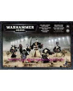 Warhammer 40000 (JdF) - Dark Angels - Vétérans