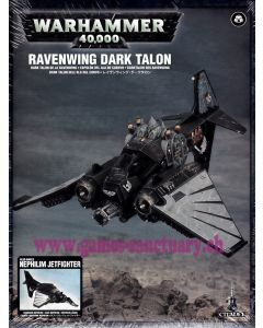 Warhammer 40000 (JdF) - Dark Angels - Dark Talon de la Ravenwing ou Chasseur Nephilim