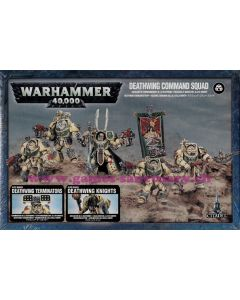 Warhammer 40000 (JdF) - Dark Angels - Terminators ou Chevaliers de la  Deathwing