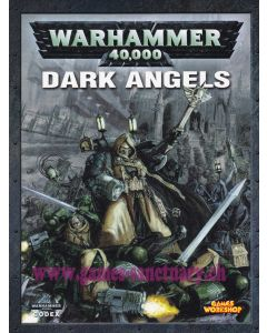 Warhammer 40000 (JdF) - Dark Angels - Codex (Edition 2012)