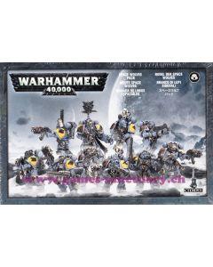 Warhammer 40000 (JdF) - Space Wolves - Meute