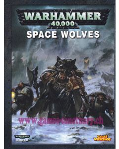 Warhammer 40000 (JdF) - Space Wolves - Codex (Edition 2012)