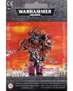 Warhammer 40000 (JdF) - Space Marines du Chaos - Aspirant Champion
