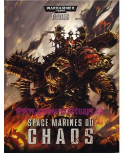 Warhammer 40000 (JdF) - Space Marines du Chaos - Codex (Edition 2014)