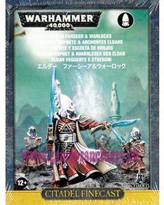 Warhammer 40000 (JdF) - Eldars - Grand Prophète et Archontes