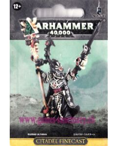 Warhammer 40000 (JdF) - Eldars - Eldrad Ulthran