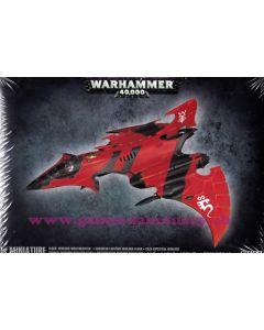 Warhammer 40000 (JdF) - Eldars - Chasseur Fantôme Hemlock ou Chasseur Ecarlate