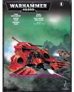 Warhammer 40000 (JdF) - Eldars - Serpent
