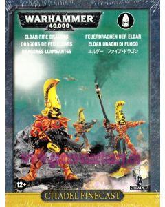 Warhammer 40000 (JdF) - Eldars - Dragons de Feu
