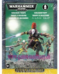 Warhammer 40000 (JdF) - Eldars - Troupe d'Arlequins