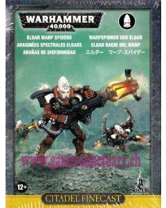 Warhammer 40000 (JdF) - Eldars - Araignées Spectrales