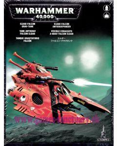 Warhammer 40000 (JdF) - Eldars - Tank Antigrav Falcon