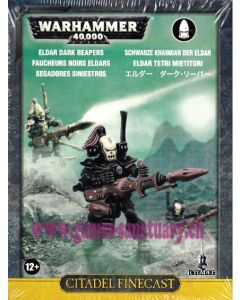 Warhammer 40000 (JdF) - Eldars - Faucheurs Noirs