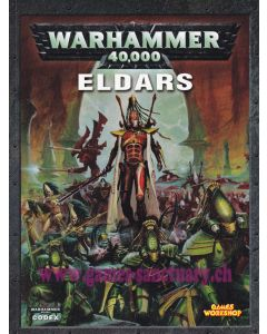 Warhammer 40000 (JdF) - Eldars - Codex (Edition 2012)