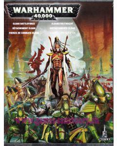 Warhammer 40000 (JdF) - Eldars - Détachement