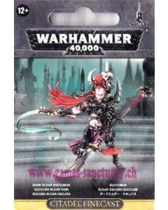 Warhammer 40000 (JdF) - Eldars Noirs - Succube