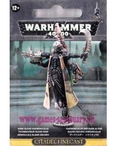 Warhammer 40000 (JdF) - Eldars Noirs - Tourmenteur