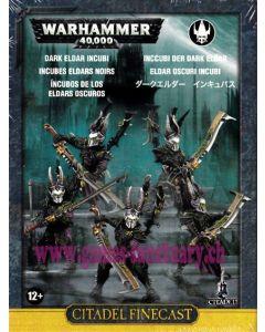 Warhammer 40000 (JdF) - Eldars Noirs - Incubes