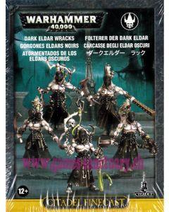 Warhammer 40000 (JdF) - Eldars Noirs - Gorgones