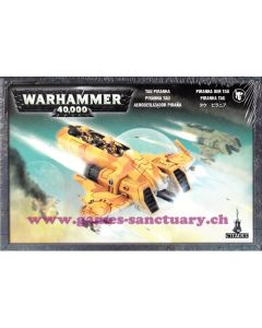 Warhammer 40000 (JdF) - Empire Tau - Piranha
