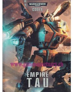Warhammer 40000 (JdF) - Empire Tau - Codex (Edition 2014)