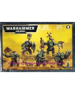 Warhammer 40000 (JdF) - Orks - Nobz