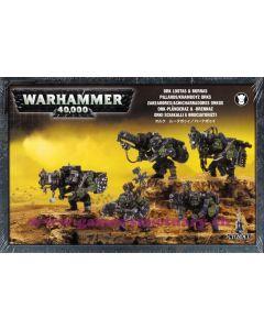 Warhammer 40000 (JdF) - Orks - Pillards ou Kramboyz