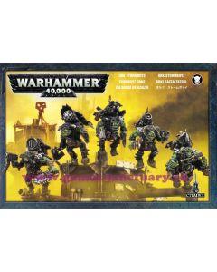Warhammer 40000 (JdF) - Orks - Chokboyz