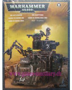 Warhammer 40000 (JdF) - Orks - Chariot de Guerre