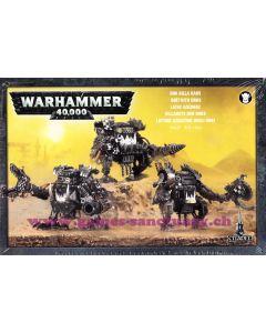 Warhammer 40000 (JdF) - Orks - Boît'Kitu