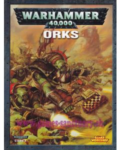 Warhammer 40000 (JdF) - Orks - Codex (Edition 2012)