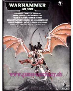 Warhammer 40000 (JdF) - Tyranides - Prince ou Le Maître des Essaims