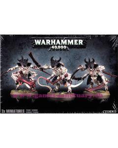 Warhammer 40000 (JdF) - Tyranides - Guerriers