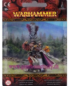 Warhammer (JdB) - Empire - Capitaine