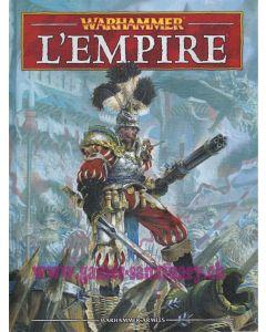 Warhammer (JdB) - Empire - Livre Armée (Edition 2014)