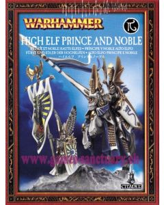 Warhammer (JdB) - Hauts Elfes - Prince & Noble