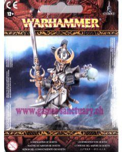 Warhammer (JdB) - Hauts Elfes - Maître du Savoir de Hœth