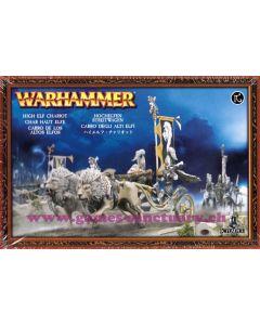 Warhammer (JdB) - Hauts Elfes - Char
