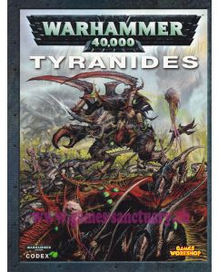 Warhammer 40000 (JdF) - Tyranides - Codex (Edition 2012)