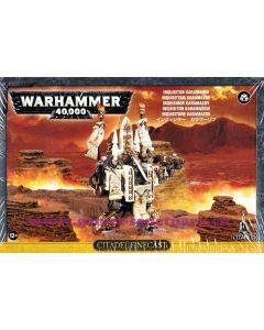 Warhammer 40000 (JdF) - Chevaliers Gris - Inquisiteur Karamazov