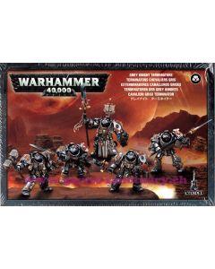 Warhammer 40000 (JdF) - Chevaliers Gris - Terminators