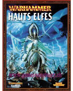 Warhammer (JdB) - Hauts Elfes - Livre Armée (Edition 2012)