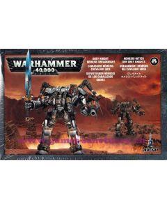 Warhammer 40000 (JdF) - Chevaliers Gris - Cuirassier Némésis