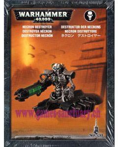 Warhammer 40000 (JdF) - Nécrons - Destroyer