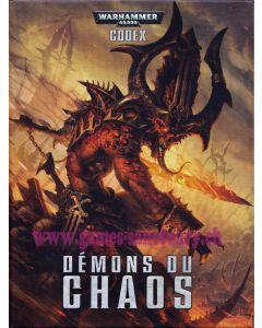 Warhammer 40000 (JdF) - Démons du Chaos - Codex (Edition 2014)